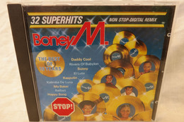 """CD Boney M. """"32 Superhits"""" The Best Of 10 Years - Compilations"""