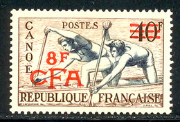 Reunion 1953 Yvert 314 ** TB - Unused Stamps
