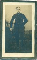 WO1 / WW1 - Doodsprentje Frans Cabus - Merksem / Diksmuide   - Gesneuvelde - Obituary Notices