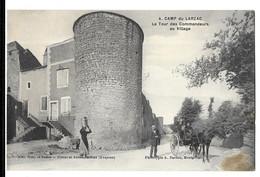 Camp Du Larzac (La Cavalerie) La Tour Des Commandeurs Au Village (12271) - La Cavalerie