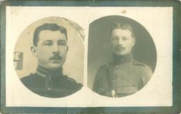 WO1 / WW1 - Doodsprentje Eugeen En Joris De Kimpe - Moregem /    - Gesneuvelde - Obituary Notices