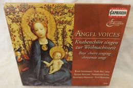 """2 CDs """"Angel Voices"""" Knabenchöre Singen Zur Weihnachtszeit - Canzoni Di Natale"""