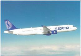 SABENA - Airbus A-321 (Airline Issue) - 1946-....: Era Moderna