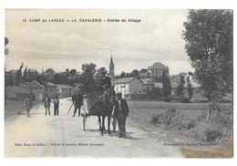 Camp Du Larzac (La Cavalerie) Entrée Du Village (12275) - La Cavalerie