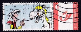 Duostamp Bande Dessinée BD Lucky Luke Jolly Jumper - Private Stamps