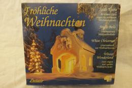 """4 CDs """"Fröhliche Weihnachten"""" Berühmte Chöre, Internationale Weihnachtslieder, Gitarrenmusik, Stars Singen Weihnachtslie - Canzoni Di Natale"""