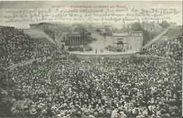 CPA De BEZIERS - Représentation Au Théâtre Des Arènes. - Beziers
