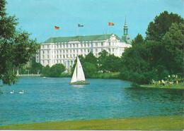 ATLANTIC HOTEL, HAMBURG, GERMANY. UNUSED POSTCARD  Tc8 - Hotels & Restaurants
