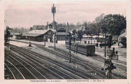 Belgique - Dendermonde - De Statie - Termonde - La Gare - Intérieur - Dendermonde