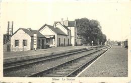 Belgique - Vaux-sur-Sûre - Sibret - La Station - Vaux-sur-Sûre