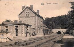 Belgique - Yvoir - Spontin - La Gare - Yvoir