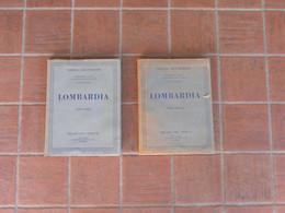 LOMBARDIA - Touring Club Italiano - Vol. 1 E 2 - Fotografia
