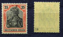 D. Reich Michel-Nr. 88IIb Postfrisch - Geprüft - Unused Stamps