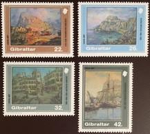 Gibraltar 1991 Paintings MNH - Gibraltar