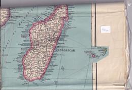 Carte Géographique - Dressé & Dessiné Par G. Peltier - Imp. Duffrénoy, Paris - Mapas Geográficas