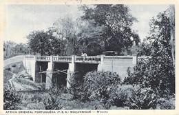 Africa Oriental Portuguesa (P.E.A.) Mocambique - M'conta 1940 - Mozambique