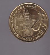 Jeton Médaille MDP Monnaie De Paris  Sarlat Périgord Noir 2007 - 2007