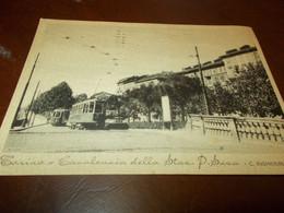 B786   Torino Cavalcavia Della Stazione Susa Tram Viaggiata - Non Classificati