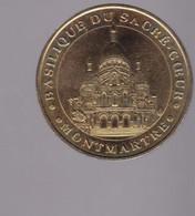 Jeton Médaille MDP Monnaie De Paris Basilique Du Sacré Coeur Montmartre 2007 - 2007