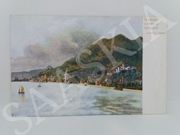#CPA.13 - Gardone Lago Di Garda Landori Pittore - Italie Illustration - Altri