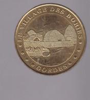 Jeton Médaille MDP Monnaie De Paris Le Village Des Bories Gordes 2007 - 2007