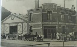 Douai (Nord), Le Garage Doré, Agent Citroën, Vers 1930 - To Identify