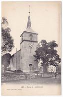 Larringes , L'église - Autres Communes