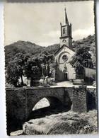 12  BRUSQUE  -  L EGLISE ET LE PONT NEUF   -  CPM   1950 / 60 - Autres Communes