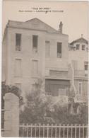 """CARTE POSTALE   LAMALGUE TOULON 83 """"Villa Des Roses"""" Rue Gubler - Toulon"""