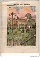 Le PELERIN 4 Février 1940 PAT'APOUF L'armement, L'école Des Neutres; Quand La Hollande Se Barricade ... - 1900 - 1949