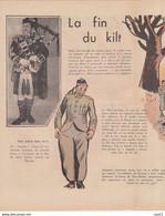 Le PELERIN 10 Dec 1939 PAT'APOUF L'Immaculée, Fürher , La Fin Du Kilt , Amiral Guépratte, Guerre De Course... - 1900 - 1949