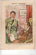 Le PELERIN 31 Mars 1940 PAT'APOUF; La Finlande, Grippe Romaine Ribbentrop; Le Pétrole, Bons D'armement - 1900 - 1949