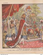 LE PELERIN 28 Juillet 1929 Léopold Et Astrid De Belgique, La Troménie De Locronan, La France Aux Champs, Suffren - 1900 - 1949