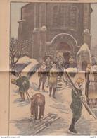 LE PELERIN 13 Janvier 1935:  Pierre LAVAL Au Vatican...blé Invendu ... Chamonix - 1900 - 1949