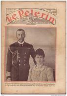 """Le PELERIN  19 Mai 1935: Jubilé De George V; Humour; Printemps En Normandie Et En Alsace, Paquebot """"Normandie"""" - 1900 - 1949"""