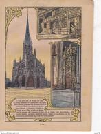 LE PELERIN Hebdomadaire 5 Juin1932 Gabriel Lebrun Mercy Le Haut, Chambre Avec Bains, Le Dorat, église St Maclou ... - 1900 - 1949