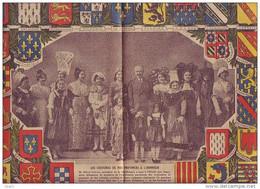 LE PELERIN Hebdomadaire 3 Juillet 1932 ART POP Ivoire à Ceylan, L'Etat Ogre, Les Provinces Blason - 1900 - 1949