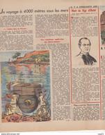 LE PELERIN 3 Novembre 1946 Vendeurs De Marrons Chauds, Planche PATAPOUF, élections Législatives, Iles Féroé, Batyscaphe - 1900 - 1949