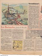 LE PELERIN 8 Septembre 1946 Femme à La Grappe Et Planche PATAPOUF, Les Dardanelles, Lou Tsen Tsiang Abbé Titulaire - 1900 - 1949