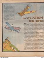 LE PELERIN 27 Février 1938  Chanoine Chevrot, L'aviation De Chasse, Diocèse Du Mans ... - 1900 - 1949