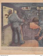 LE PELERIN 16 Janvier 1938  Aux Glaces Polaires: Une Halte Du Missionnaire, Sports D'hiver ; Conducteurs De Train (bois) - 1900 - 1949