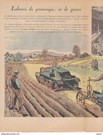 "LE PELERIN  N° 3289 7 Avril 1940 Edouard Branly Le Père De La TSF, Propagande ""made In Germany"" , Communiste, Mode, Pat' - 1900 - 1949"
