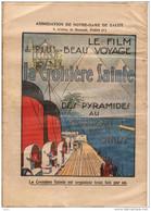 LE PELERIN 7 Decembre 1930 Bretonnes Devant La Fontaine De St Nicolas De Pelem 22, St Nicolas En Hollande, Inondations - 1900 - 1949