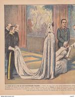 LE PELERIN N° 3278 21 Janvier 1940 Quand Il Neige Sur Le Front , Le Colosse Aux Pieds De Neige, Pie XII, Pat'Apouf .. - 1900 - 1949