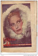 LE PELERIN 17 Decembre 1950 Dame à La Fourrure  L'horloge; Planche Patapouf; Les Lamas De Lhassa - General Issues