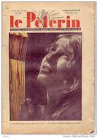 LE PELERIN 10 Avril 1938   Semaine Sainte Et Planche Patapouf - 1900 - 1949