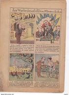 LE PELERIN 10 Mai1931 ..monnaies Du Vatican, Les Merles Socialistes, Accident Ferroviaire, Nb Photos Noir Et Blanc - 1900 - 1949