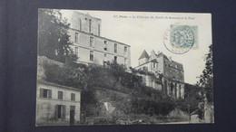 PONS - Le Château, Les écoles De Garçons Et La Tour - Pons