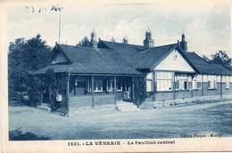 SIGNY L'ABBAYE - La Vénerie - Le Pavillon Central - Autres Communes