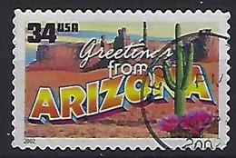USA  2002  State Greetings (o) Mi.3522 - Gebraucht